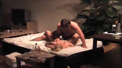Blonde Babe Fucked Nicely - scene 12