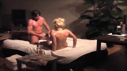 Blonde Babe Fucked Nicely - scene 1