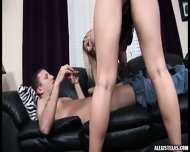 Cock Is This Horny Blonde's Favourite Toy - scene 3