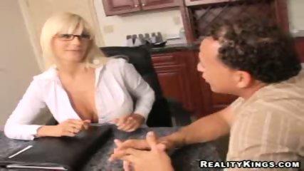 Big Tittied MILF Fucked - scene 8