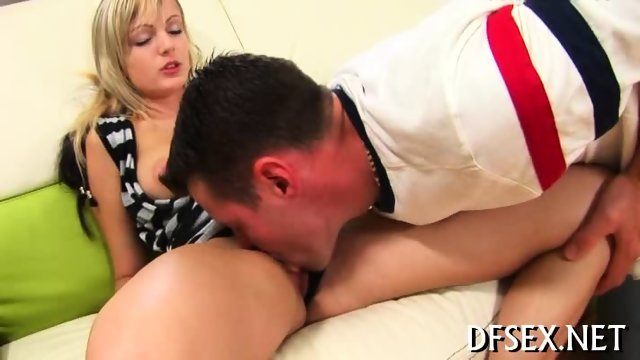Meaty cock drills wet cunt