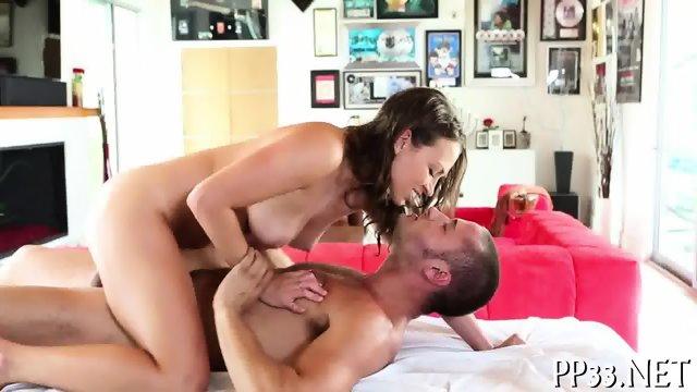 Orgasmic pussy drilling