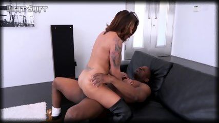 Anal Action With Huge Black Dick - scene 7
