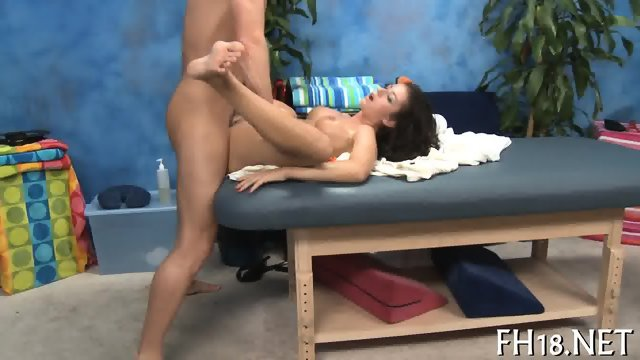 Meticulous pussy banging