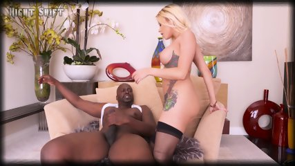Interracial Anal Action - scene 6