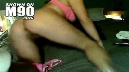 Hot brunette babe shows her body - scene 11