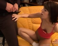 Daddy Knows What His Daughter Likes - scene 5