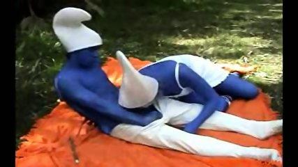 Smurf fuckfest - scene 2