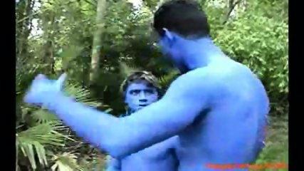 Smurf fuckfest - scene 6