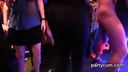 Wacky girls get entirely wild and undressed at hardcore party