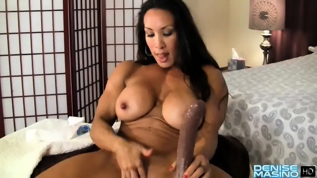 Sexy Fit MILF Showing Off