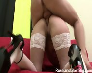 Excited Babe Wants To Be Fucked Roughly - scene 9