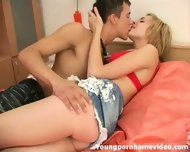 Sexual Skills Of Young Couple - scene 1