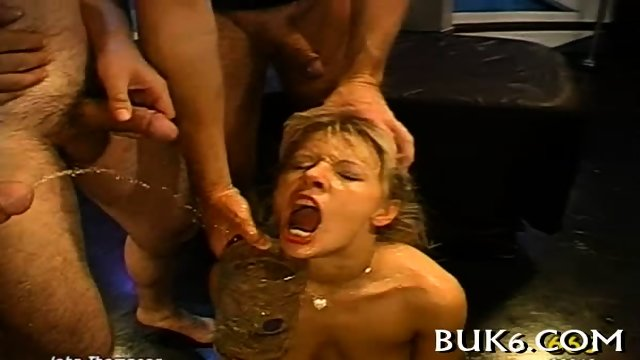 Deepthroating with cumshot