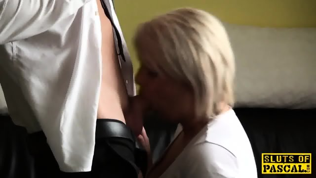 British sub dominated and pussyfucked