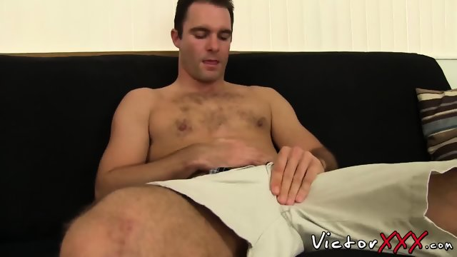 Cameron Kincade masturbation in hard hot solo action