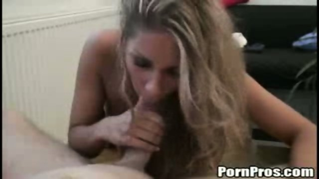 euro horny blonde girl suked and fucked