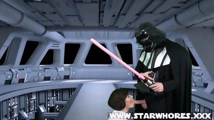 Star Wars Hardcore Anal - scene 2