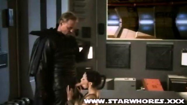 star wars sex parody