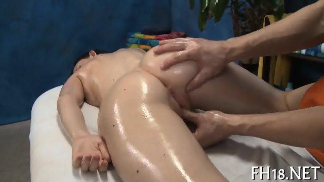Rubbing an orgasmic frenzy