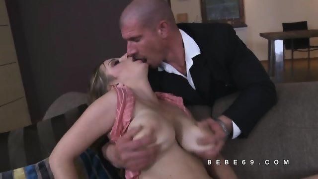 Sun Suzie pussy rub and cock sucking