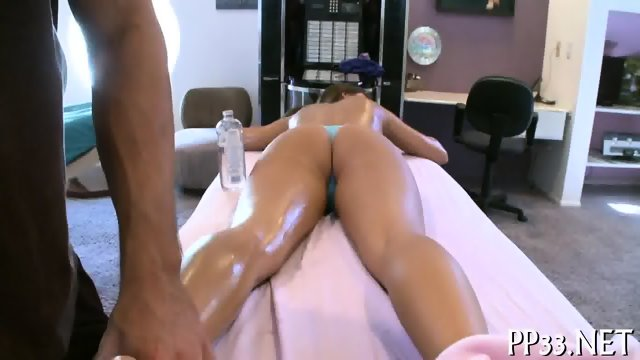 Exciting pussy pummeling