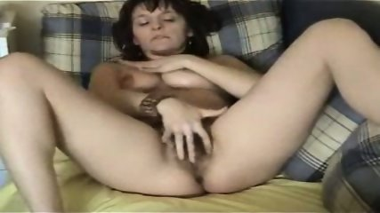German Mature is horny - scene 1