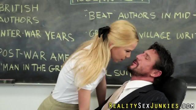 Real highschool pornstar
