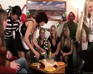 Secret Fucking At Birthday Party - scene 1