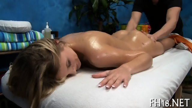 Cute darlings explicit massage