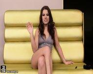 Brunette Girl's Masturbation Video - scene 2