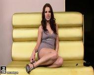 Brunette Girl's Masturbation Video
