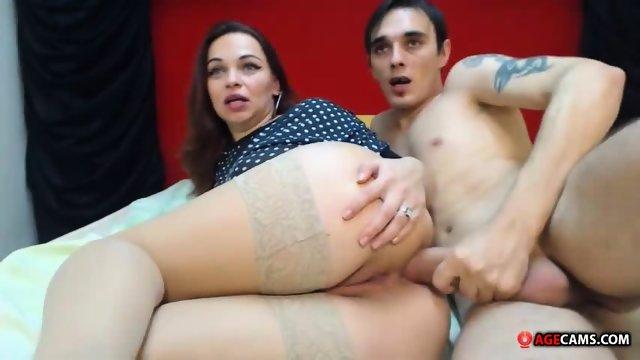 Romanian anal porn