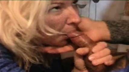 Wife gives a Blowjob - scene 1
