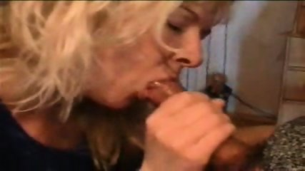 Wife gives a Blowjob - scene 2