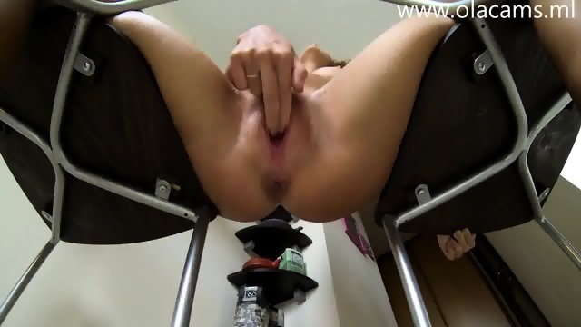 The Squirting Cam - scene 9