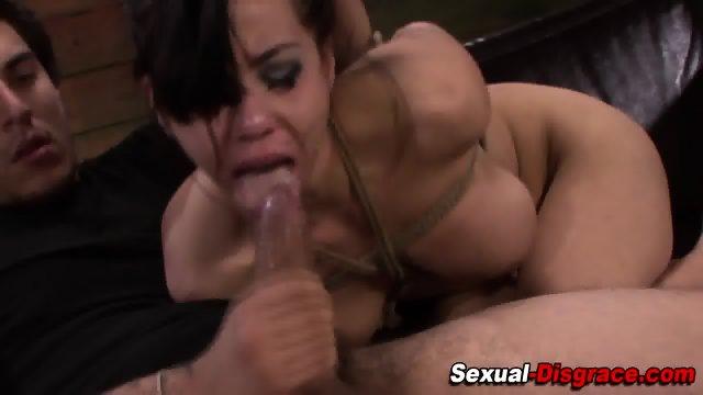 Helpless slave gets fuck - scene 8