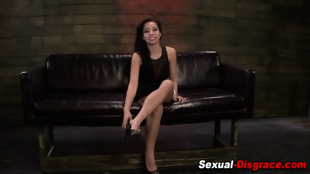 Helpless slave gets fuck - scene 2