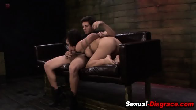 Helpless slave gets fuck - scene 6