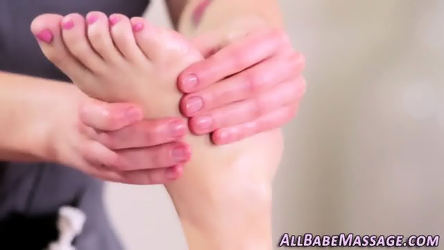 Teen gets sensual massage - scene 1