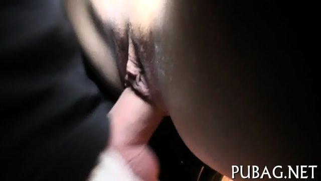 Deep doggystyle fucking - scene 10