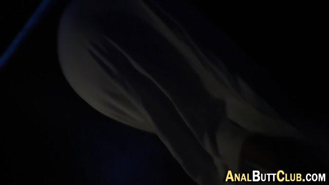 Booty nun gets humped - scene 7