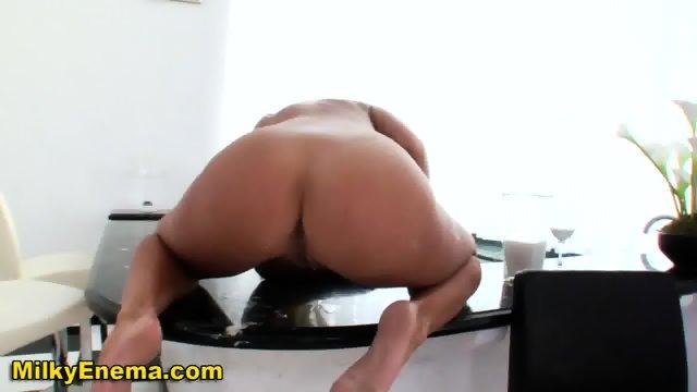 Fetish slut solo squirts - scene 11