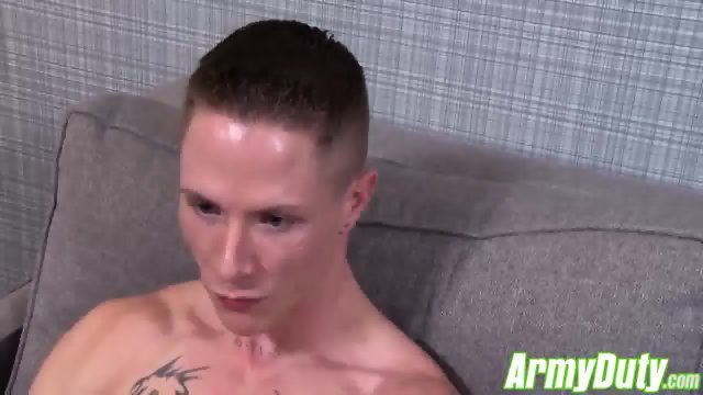 Guy Houstons sexy butt is all muscle firm and very plump - scene 12
