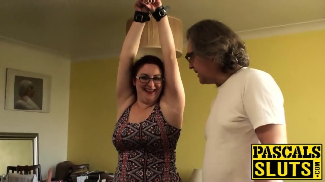 Greedy MILF Scorpio gets pussy drilled hard by huge cock - scene 1