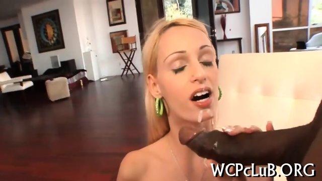 Black dick for white gal - scene 12