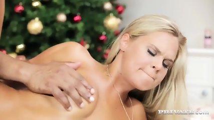 Blonde Beauty Barra Brass Gets A Big Black Cock - scene 10
