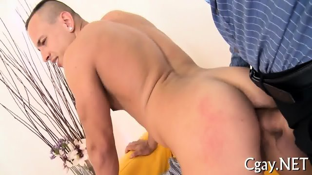 Obscene gay sex with hunks - scene 9