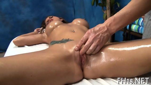 Firing up a dormant pussy - scene 5
