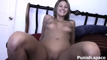 Blonde Getting Rough Sex Session - scene 6